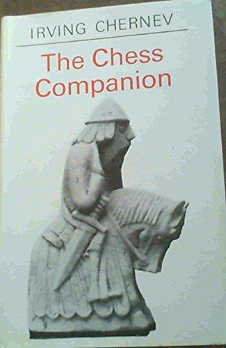 9780571093151: Chess Companion