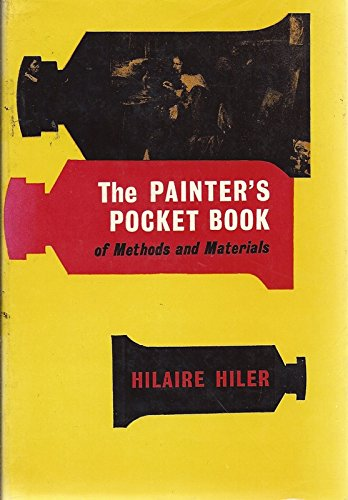 9780571093830: Painter's Pocket Book of Methods and Materials