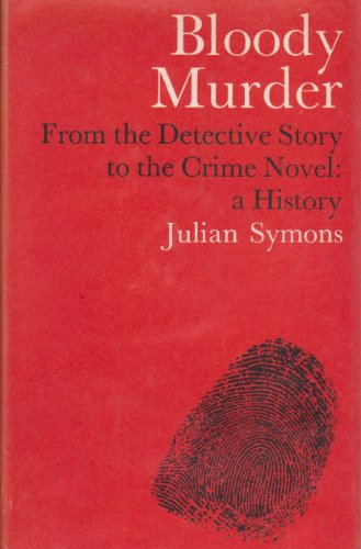 9780571094653: Bloody Murder: From the Detective Story to the Crime Novel - A History