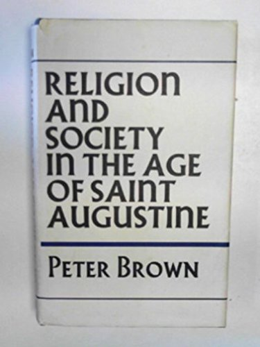 9780571095087: Religion and Society in the Age of St.Augustine