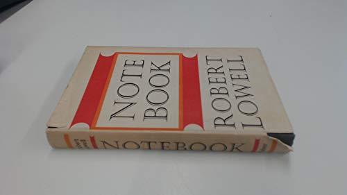 Notebook: Lowell, Robert