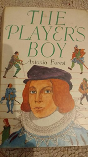 Player's Boy (057109516X) by Antonia Forest