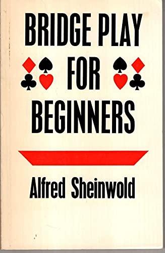 9780571095285: Bridge Play for Beginners