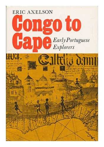 9780571095612: Congo to Cape: Early Portuguese Explorers (Great Travellers)