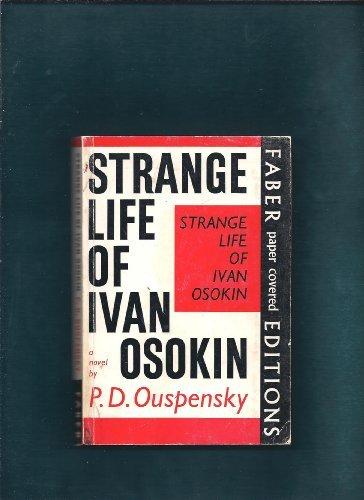 9780571095872: Strange Life of Ivan Osokin