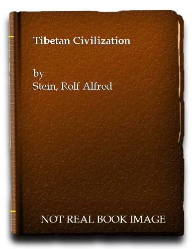 9780571096756: Tibetan Civilization (English and French Edition)