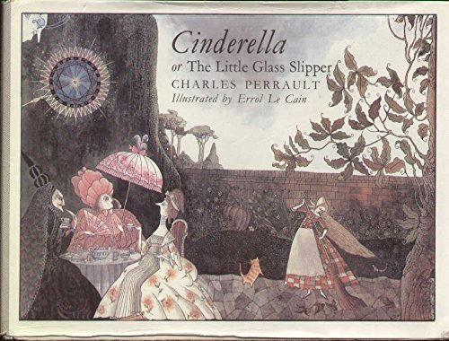 Cinderella, or the Little Glass Slipper (0571096948) by Charles Perrault
