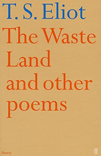 9780571097128: The Waste Land and Other Poems (Hors Catalogue)