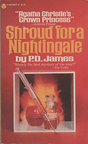 9780571097197: Shroud for a Nightingale