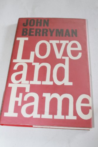 9780571097289: Love and Fame