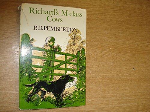 9780571097487: Richard's M-class Cows