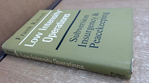 9780571098019: Low Intensity Operations: Subversion, Insurgency and Peacekeeping