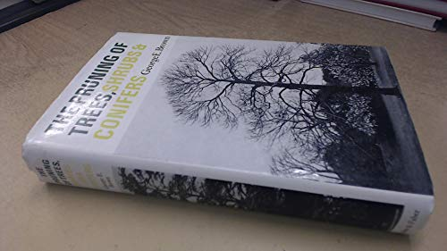 9780571098538: Pruning of Trees, Shrubs and Conifers (Faber paperbacks)