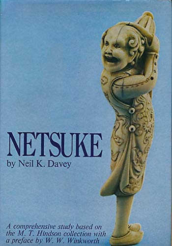 9780571099795: Netsuke: A Comprehensive Study Based on the M.T.Hudson Collection