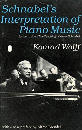 9780571100293: Schnabel's interpretation of piano music