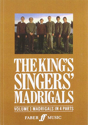 The King's Singers' Madrigals (Vol. 1) (Collection): Bartlett, Clifford