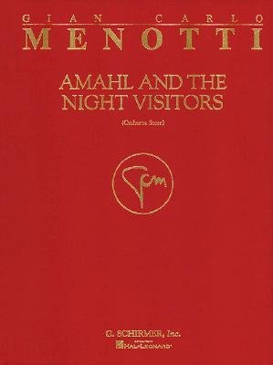 9780571100705: Amahl and the Night Visitors
