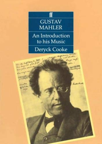 Gustav Mahler: An Introduction to His Music -- Second 2nd Edition: Cooke, Deryck