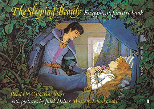 9780571100972: Sleeping Beauty: Easy Piano Picture Book (Faber Edition)