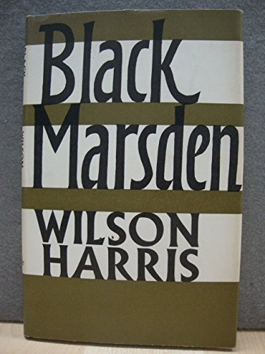 Black Marsden (a tabula rasa comedy): Harris, Wilson