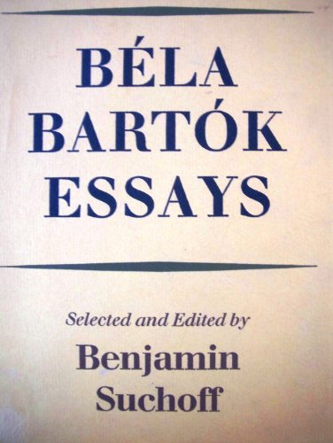 9780571101207: Essays (English and Hungarian Edition)