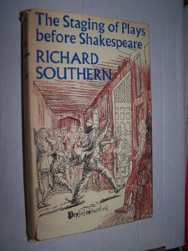 9780571101320: Staging of Plays Before Shakespeare