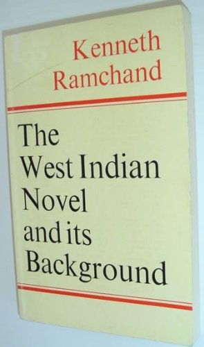 9780571101399: West Indian Novel and Its Background