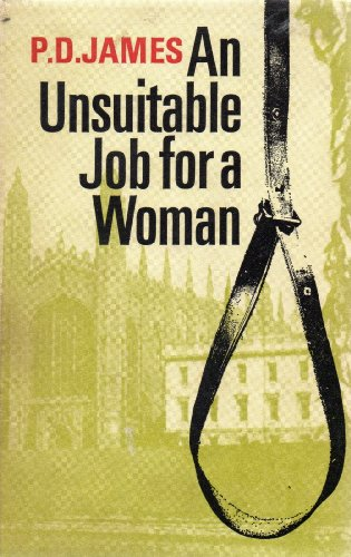 An Unsuitable Job for a Woman: JAMES, P D