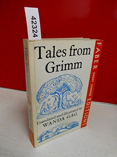 9780571102099: Tales From Grimm