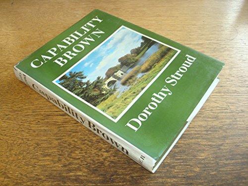 Capability Brown: Stroud, Dorothy