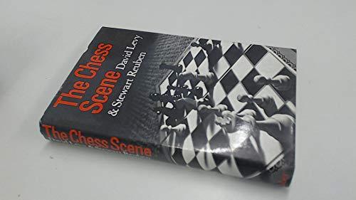 Chess Scene (9780571104161) by D.N.L. Levy; Stewart Reuben