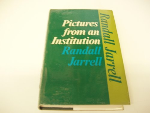 9780571104222: Pictures from an Institution