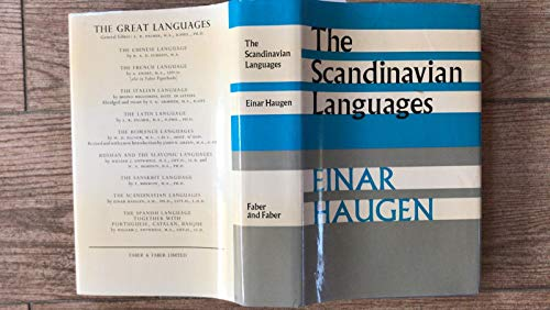 9780571104239: The Scandinavian Languages: Introduction to Their History (The great languages)