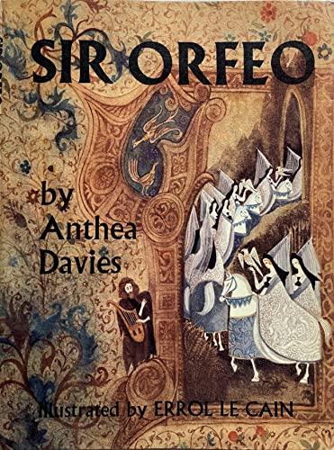 Sir Orfeo: Anthea Davies; Illustrated