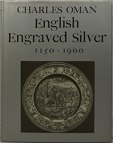 English Engraved Silver Plate. 1150-1900