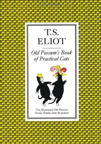 9780571105588: Old Possum's Book of Practical Cats (The Illustrated Old Possum)