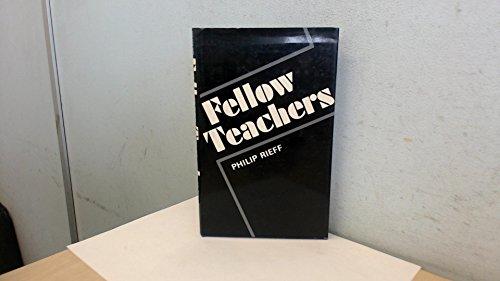 9780571106783: Fellow Teachers