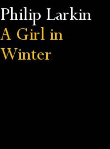 9780571106929: A girl in winter