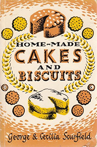 HOME-MADE CAKES AND BISCUITS