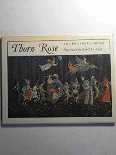 9780571107223: Thorn Rose