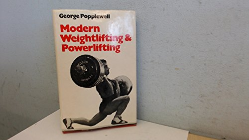 9780571107605: Modern Weightlifting and Powerlifting
