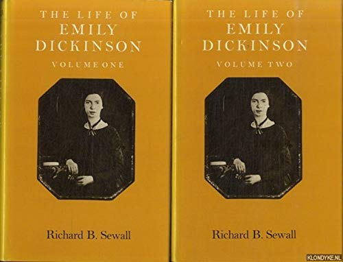 9780571108084: The Life of Emily Dickinson