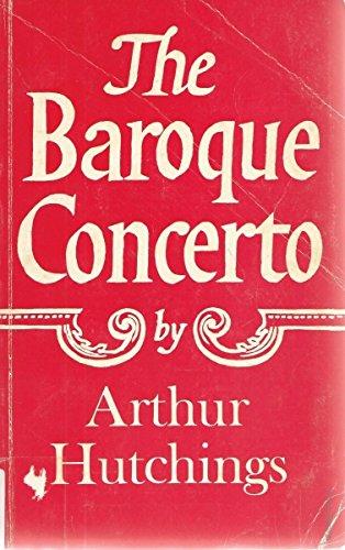 9780571108657: Baroque Concerto