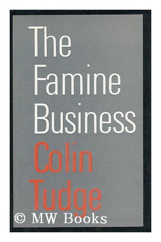 9780571108879: Famine Business