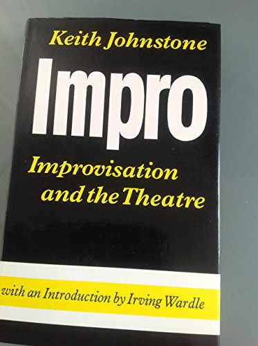 9780571109890: Impro: Improvisation and the Theatre