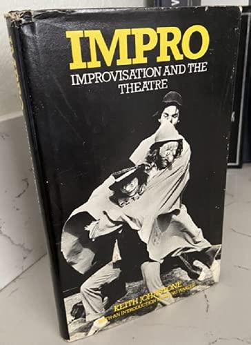 9780571109890: Impro Improvisation and the Theatre
