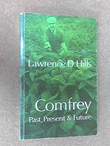 9780571110070: Comfrey: Past, Present and Future