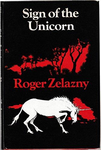 9780571110131: Sign of the Unicorn (UK 1st)