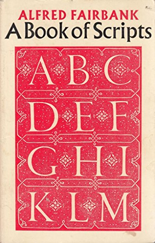 9780571110803: A Book of Scripts