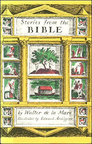 9780571110865: Stories from the Bible